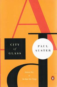 City of Glass,Auster Paul