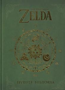 The Legend of Zelda Hyrule historia,