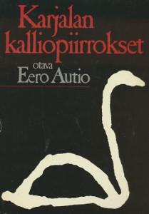 Karjalan kalliopiirrokset,Autio Eero