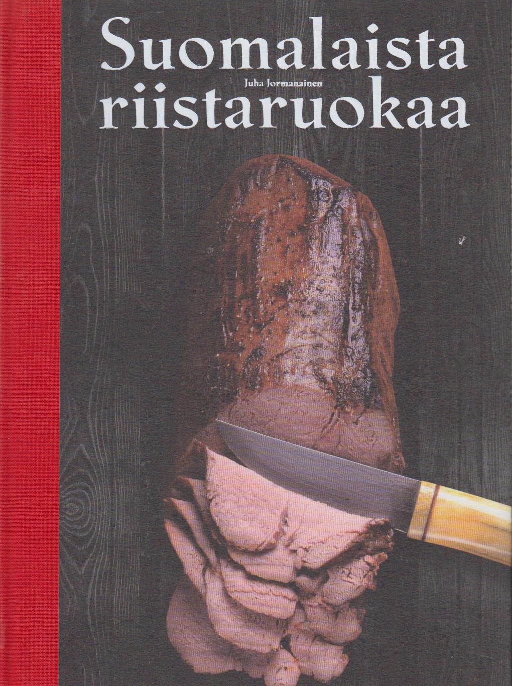 Suomalaista riistaruokaa,Jormanainen Juha