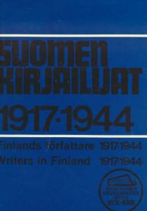 Suomen kirjailijat 1917-1944,