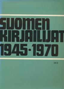 Suomen kirjailijat 1945-1970,