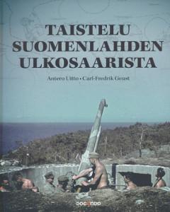 Taistelu Suomenlahden ulkosaarista,Uitto Antero, Geust Carl-Fredrik